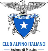Club Alpino Italiano – Sezione di Messina Logo