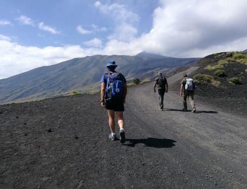 Escursione Etna – Monte Pizzillo – 21 Ottobre 2018